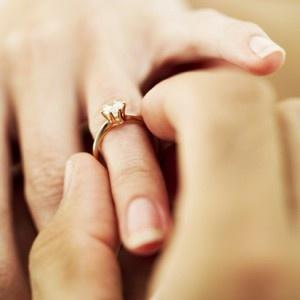 le mariage avant l'emménagement
