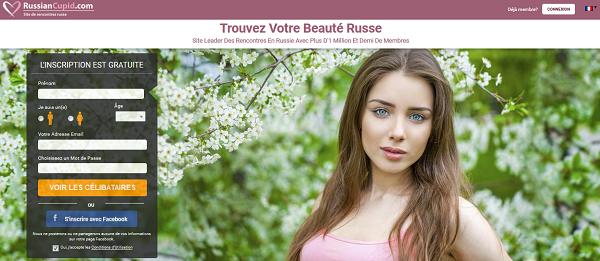 RussianCupid Top 3 des sites de rencontre femme russe